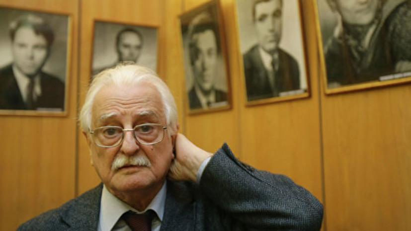 В Госдуме назвали большой потерей смерть Хуциева