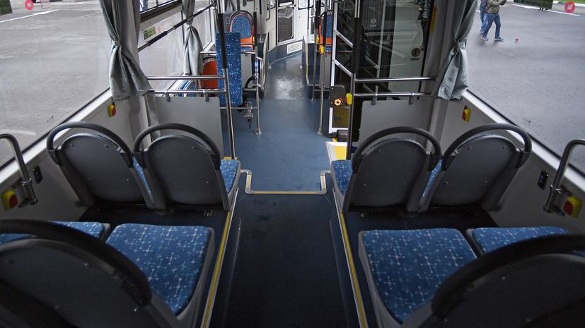 В России предложили оборудовать автобусы трёхточечными ремнями безопасности