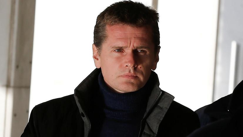 Адвокат Винника рассказал о состоянии своего подзащитного