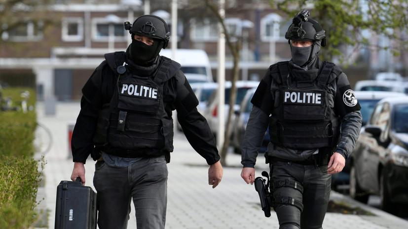 Обнаруженная полицией записка указывает на террористический мотив стрельбы в Утрехте