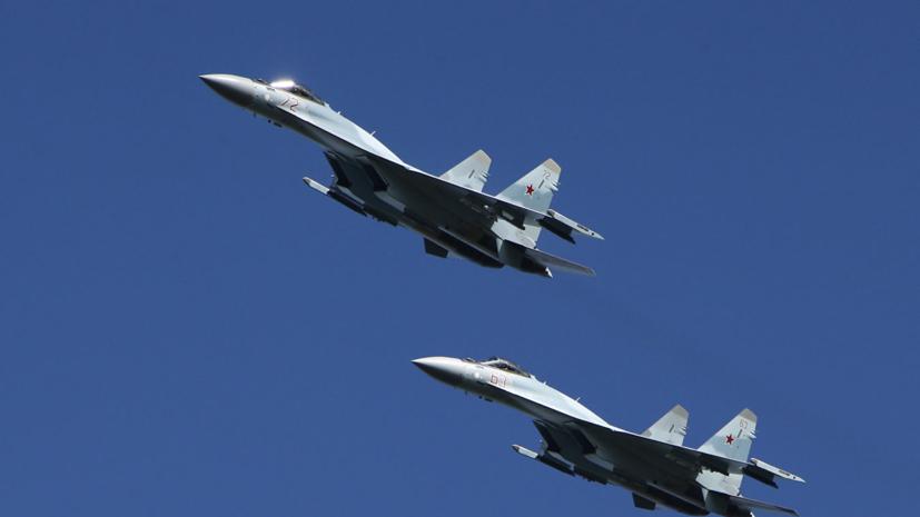 ФСВТС опровергла сообщения о контракте России и Египта по Су-35