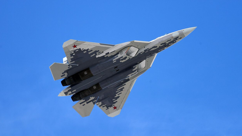 ВВС США намерены разработать имитирующие российский Су-57 цели