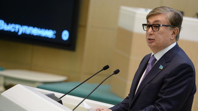 Орджоникидзе: Казахстану очень повезёт, если Токаев станет президентом