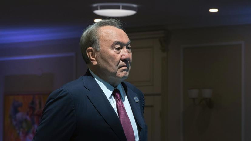 Володин прокомментировал решение Назарбаева уйти в отставку
