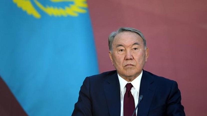 «Авангард» пошутил по поводу отставки Назарбаева