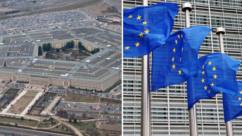 «Не нужно бояться автономии Европы»: почему во Франции предложили отказаться от американского оружия