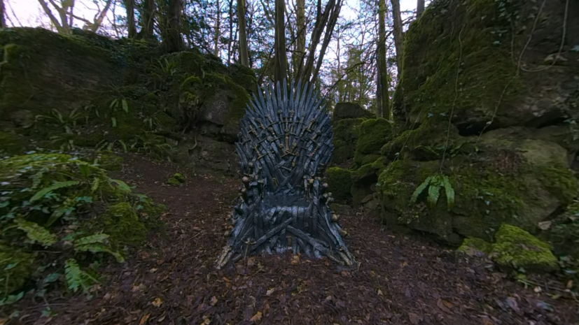Hbo Invited Fans Of Game Of Thrones To Find Six Hidden Thrones