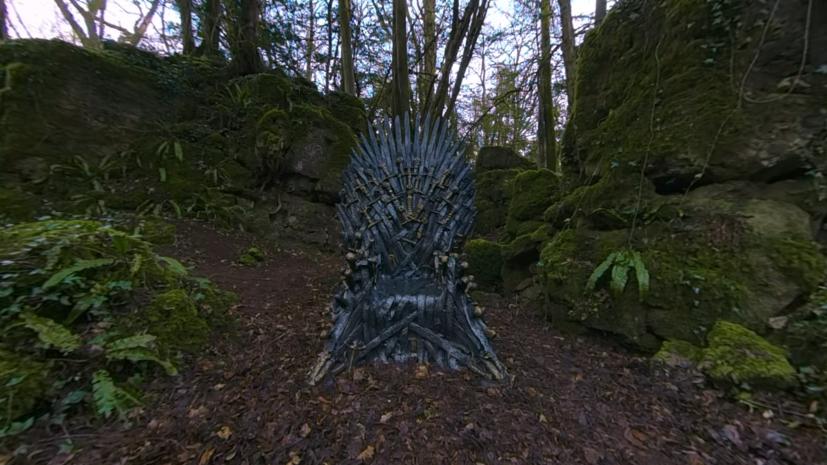 HBO предложил фанатам «Игры престолов» найти шесть спрятанных тронов