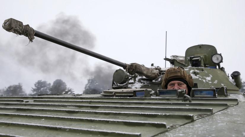 В ЛНР сообщили о гибели двух ополченцев из-за обстрелов ВСУ