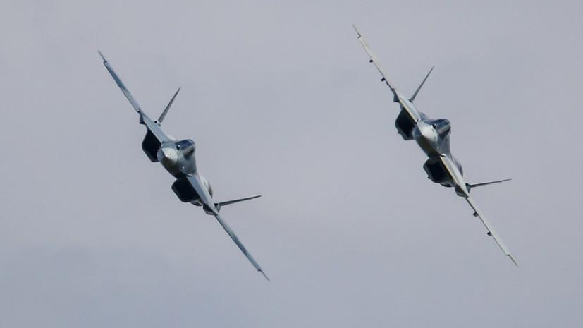 «Осознали прорыв»: ВВС США планируют создать воздушные цели, имитирующие российский и китайские истребители