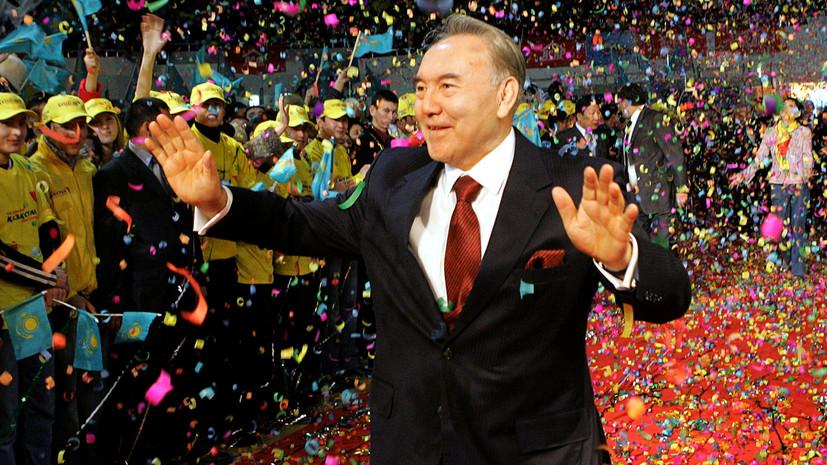 Токаев предложил переименовать столицу Казахстана в честь Назарбаева