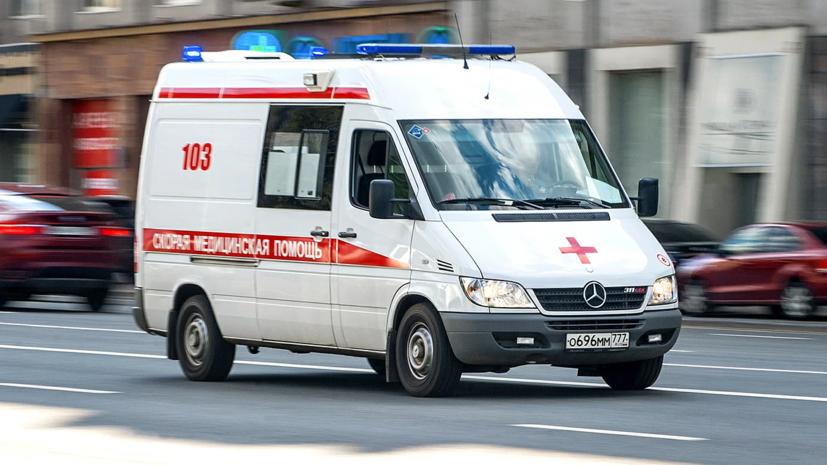 Оборудование машин скорой помощи в Москве планируют обновить до конца 2020 года