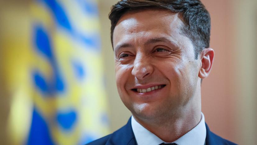 Опрос: Зеленский победит во втором туре выборов при любом сопернике