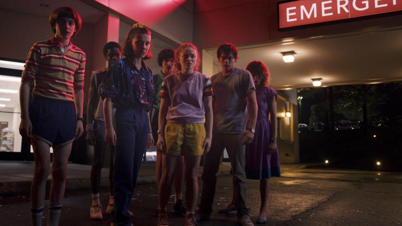 Netflix показал первый трейлер третьего сезона «Очень странных дел»