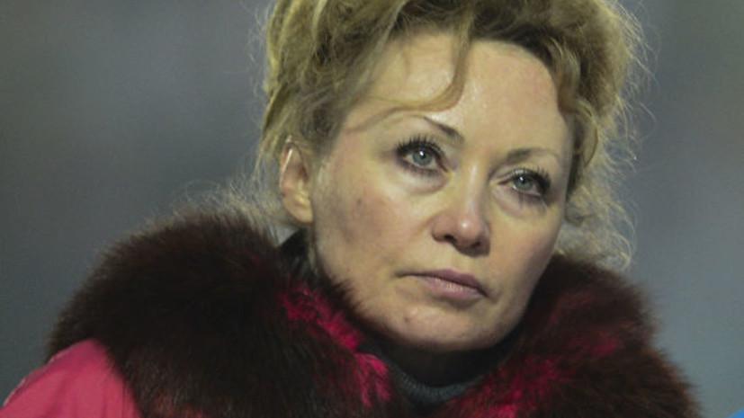 Аникина избрана президентом Федерации бобслея России