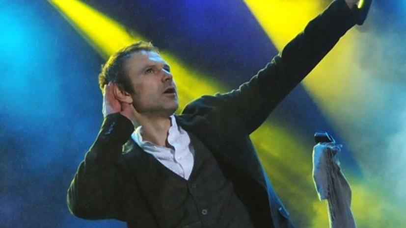 Зеленский рассказал, в каком случае уступил бы Вакарчуку в президентской гонке