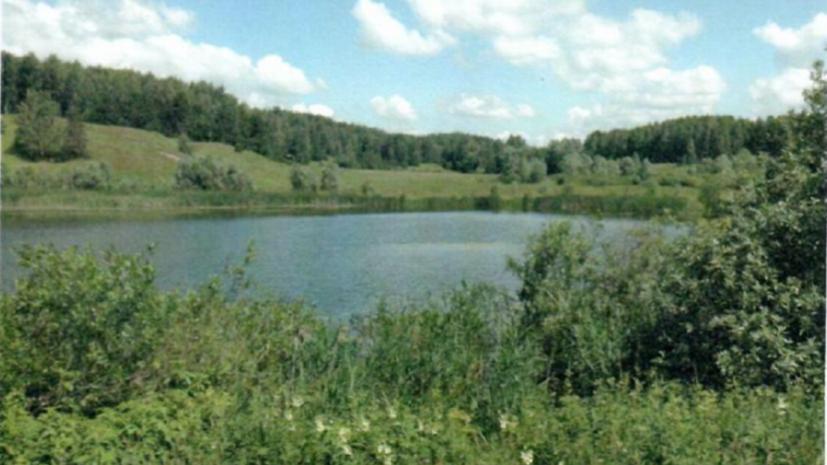 Озеро в Татарстане признали памятником природы
