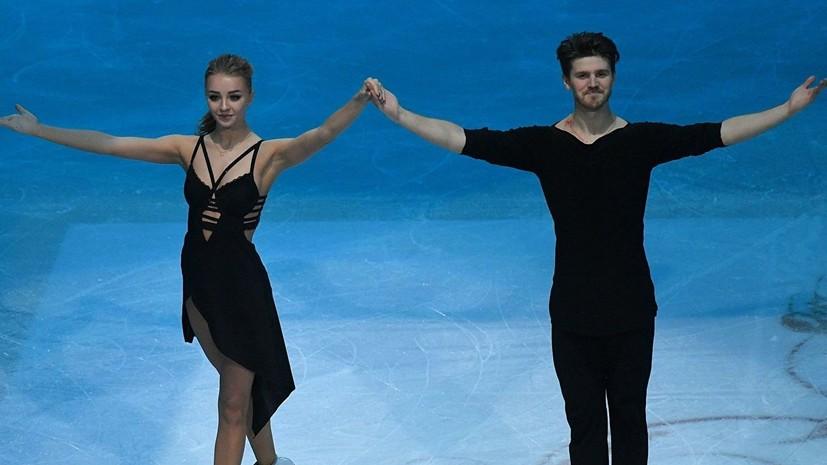 Степанова и Букин предпоследними исполнят ритм-танец на ЧМ в Сайтаме