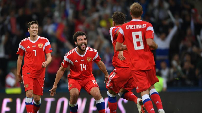 «Все эксперименты остались в Лиге наций»: Билялетдинов о сборной России, матче с Бельгией и травме Зобнина