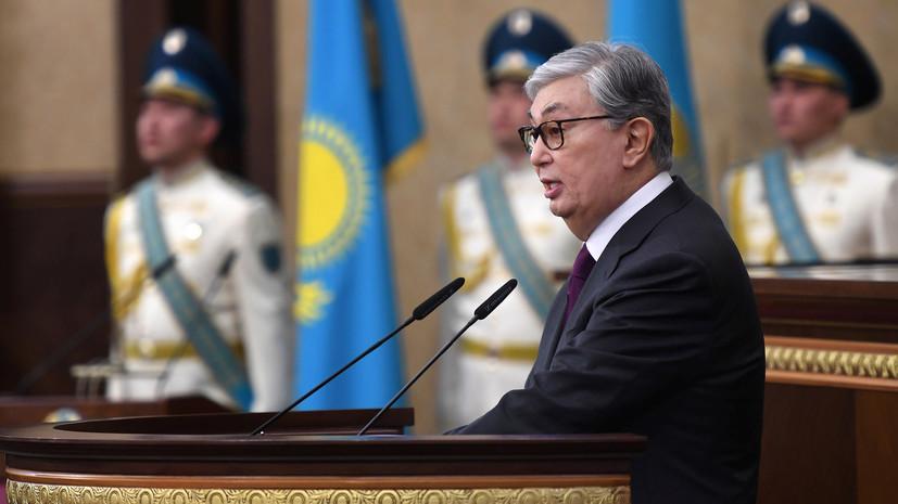 США поздравили Токаева со вступлением в должность президента Казахстана