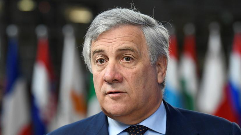 Глава ЕП призвал провести брексит не позднее 18 апреля