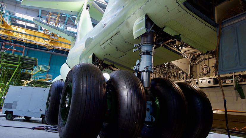 На авиазаводе в Ульяновске введутручное управление из-за срыва госзаказа