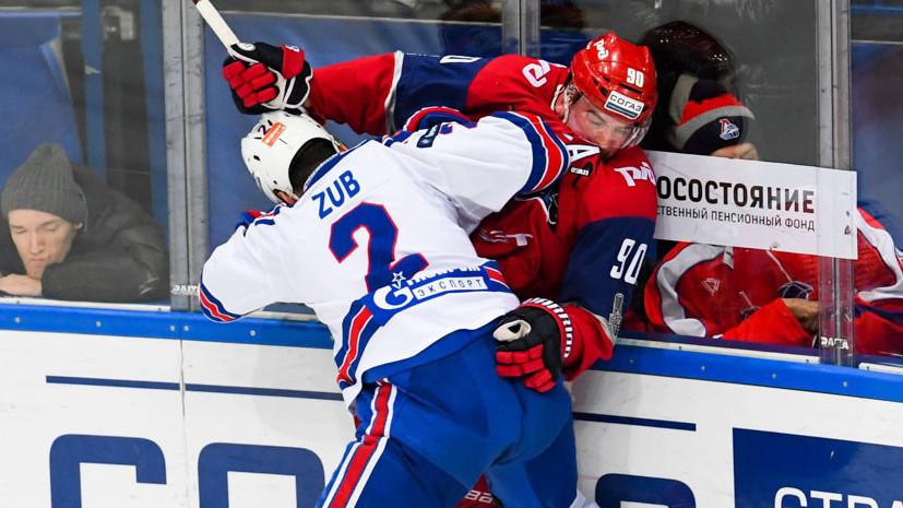 СКА обыграл «Локомотив» в овертайме и стал вторым финалистом Западной конференции КХЛ