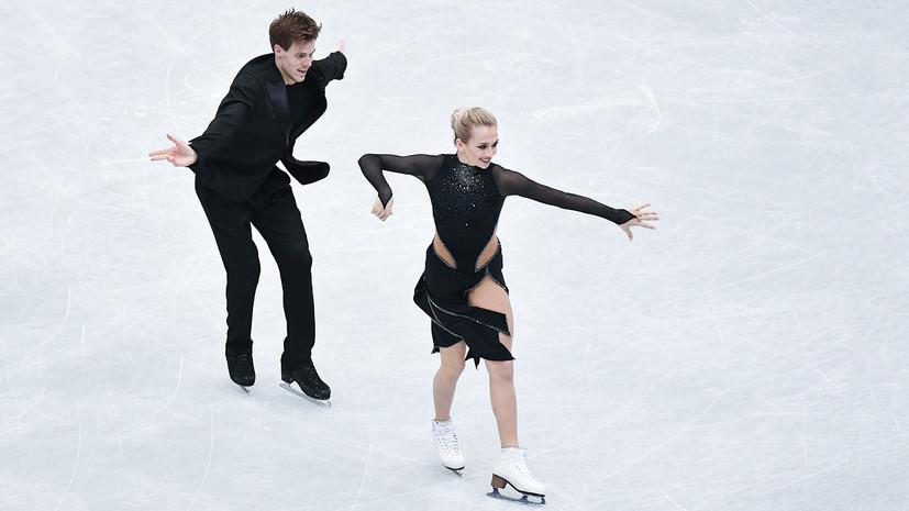 Сразу за недосягаемыми: два российских дуэта оказались в тройке лидеров по итогам ритм-танца на ЧМ по фигурному катанию