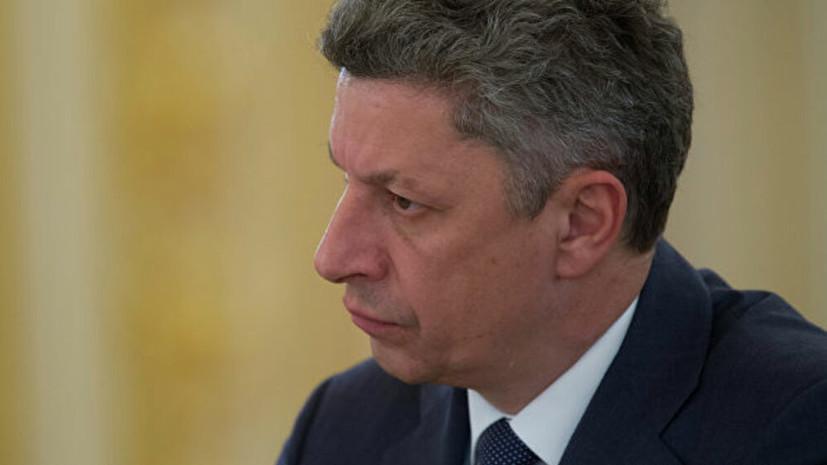 Бойко не исключил коалиции с Тимошенко в Раде