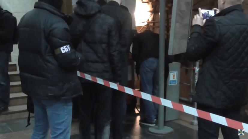 В СБУ заявили о предотвращении теракта в метро Харькова