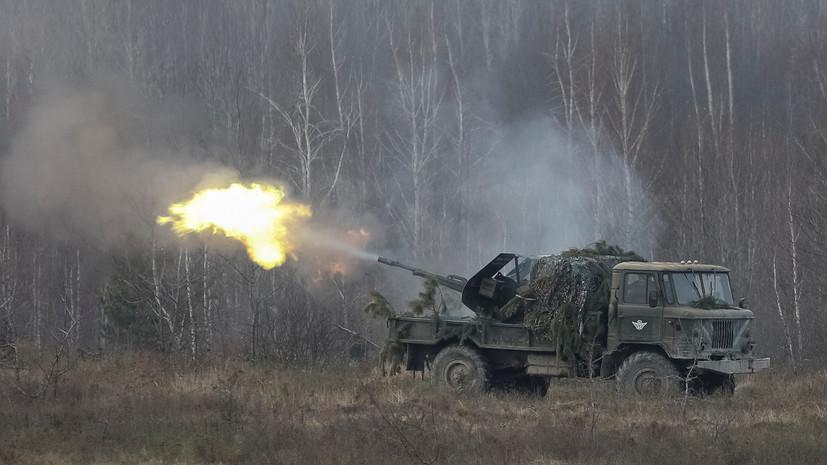 В ДНР сообщили о гибели трёх человек из-за обстрелов за неделю