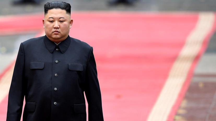 Источник: Ким Чен Ын может приехать в Россию в ближайшее время