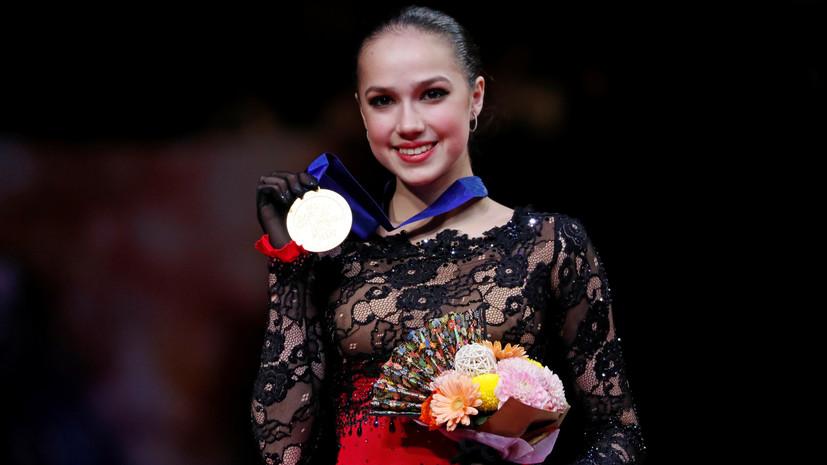 Триумф Загитовой, четверной сальхов Турсынбаевой, бронза Медведевой: как фигуристки разыграли медали на ЧМ в Японии