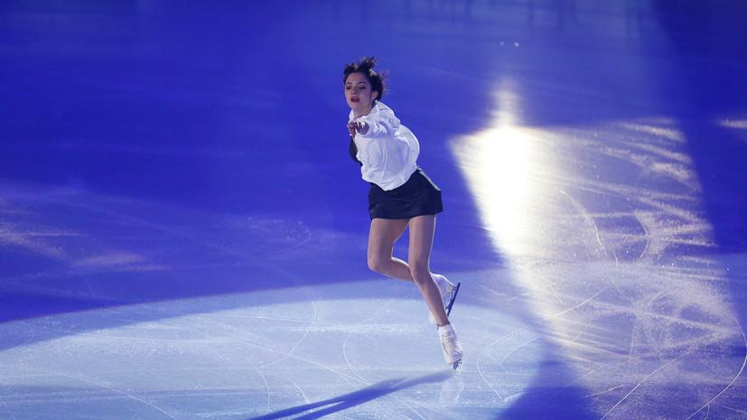 Медведева заявила, что гордится своим выступлением на ЧМ в Сайтаме
