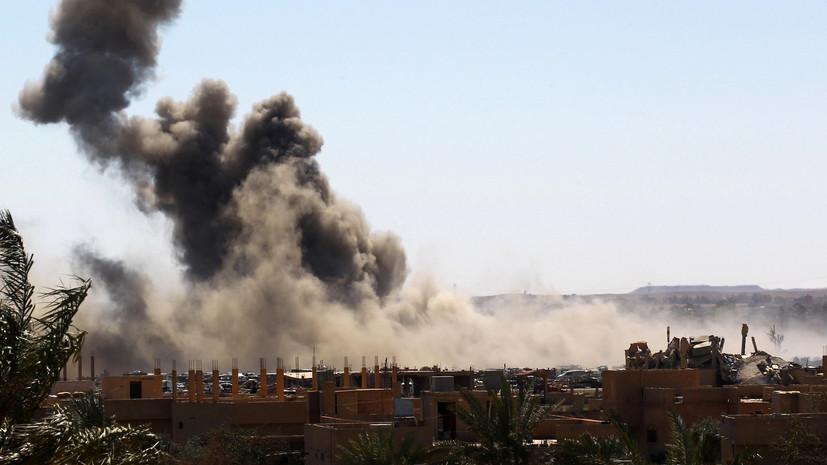Постпред Сирии в ООН назвал блефом заявления США о 100%-ной победе над ИГ