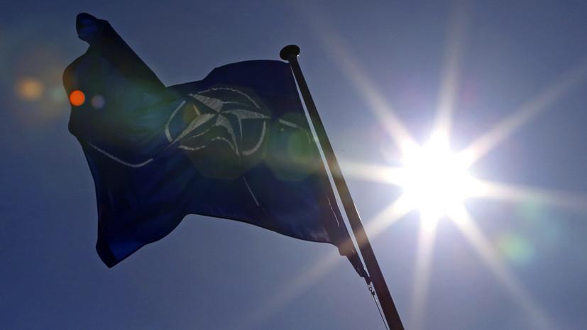 Инструкторы семи стран НАТО проводят обучение военных во Львовской области