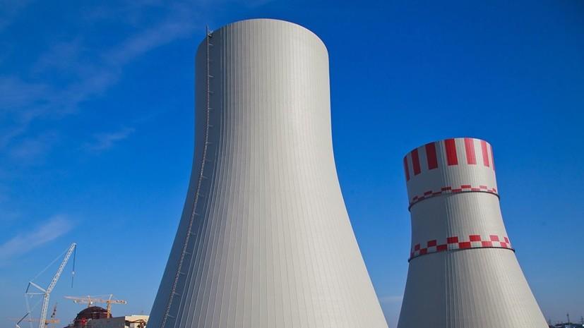 На новом энергоблоке №2 Нововоронежской АЭС-2 запустили ядерный реактор