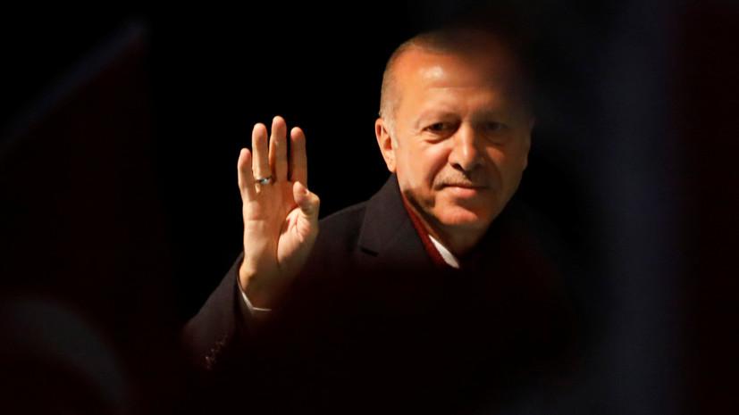 Эрдоган планирует посетить Россию 8 апреля