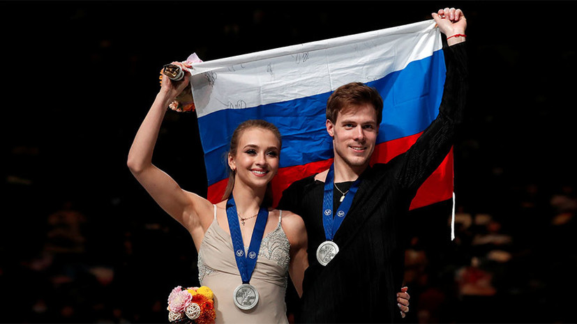 «Это была проверка на прочность»: что говорили российские танцоры на льду после чемпионата мира в Японии