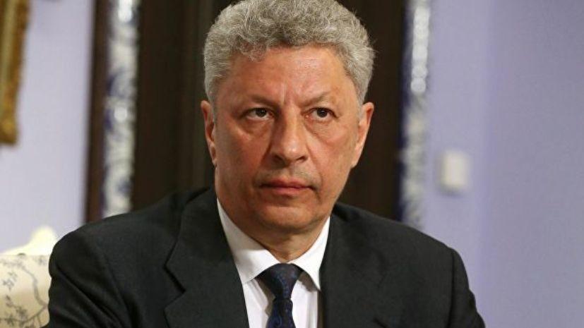 Бойко заявил о правомерности своего визита в Москву