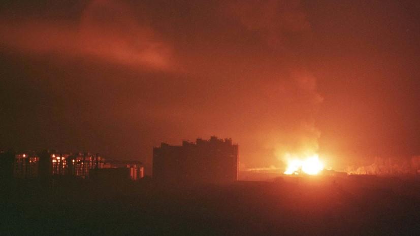 Чижов назвал бомбардировки Югославии грубейшим нарушением международного права