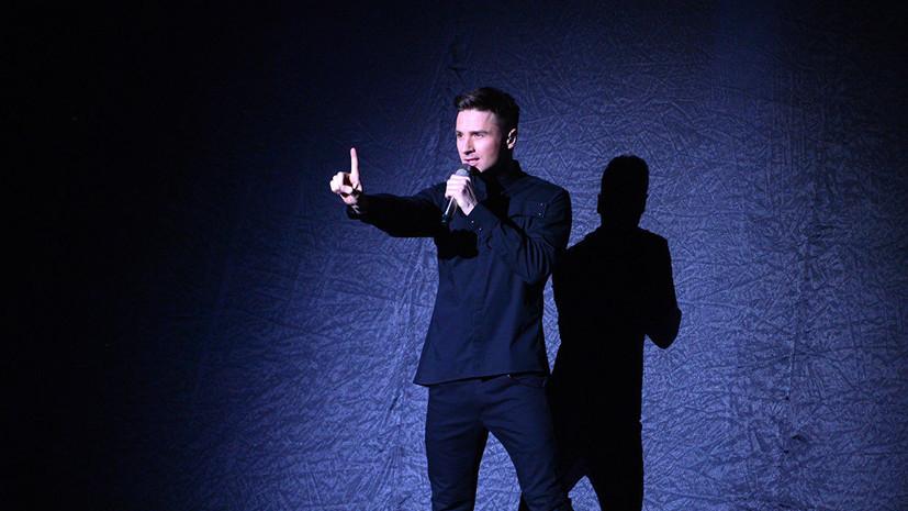 Лазарев рассказал об основном выводе из участия в Евровидении-2016