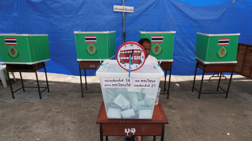 Избирком Таиланда запретил жителям страны делать селфи на избирательных участках
