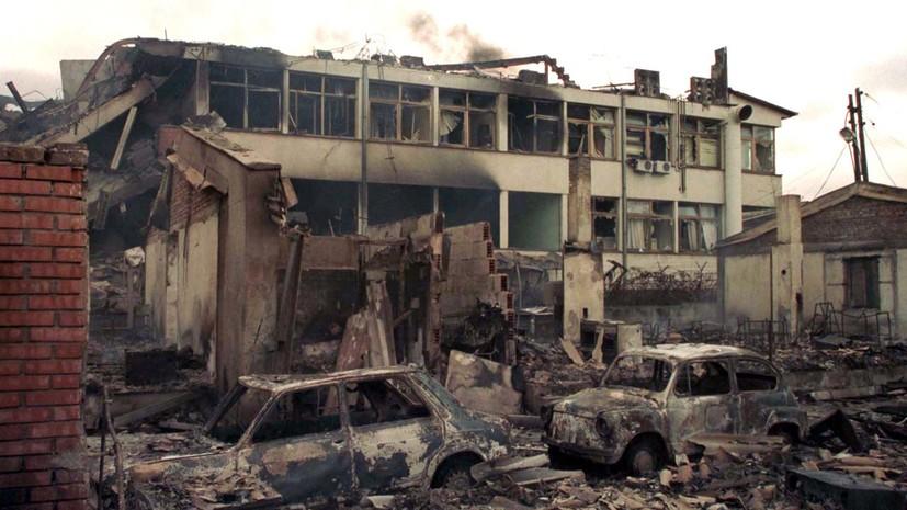 Экс-глава МИД Югославии считает, что агрессия НАТО 1999 года была неизбежной