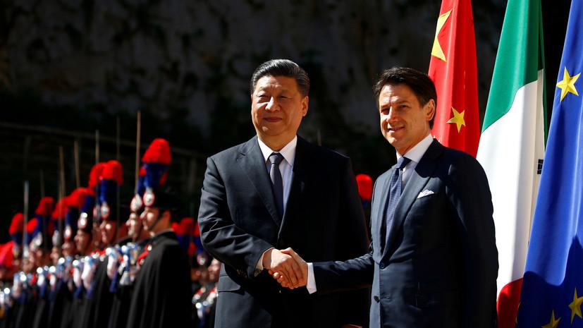 «Поиск компромисса будет долгим»: почему Европа опасается усиливать экономические связи с Китаем