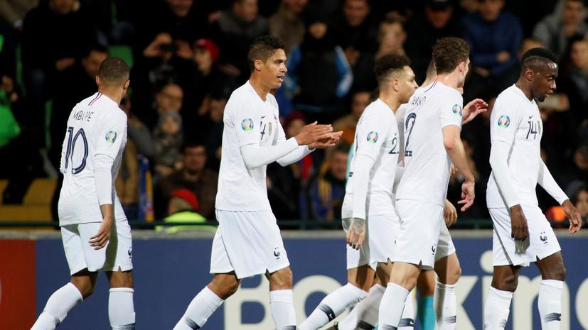 Бывший футболист «Милана» Ба рассказал о преображении сборной Франции