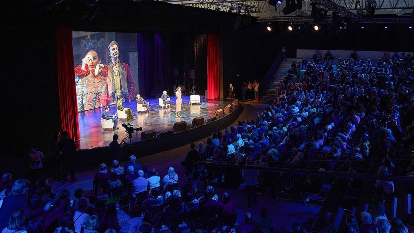 В столичной акции «Ночь театров» приняли участие более 13,5 тысячи человек
