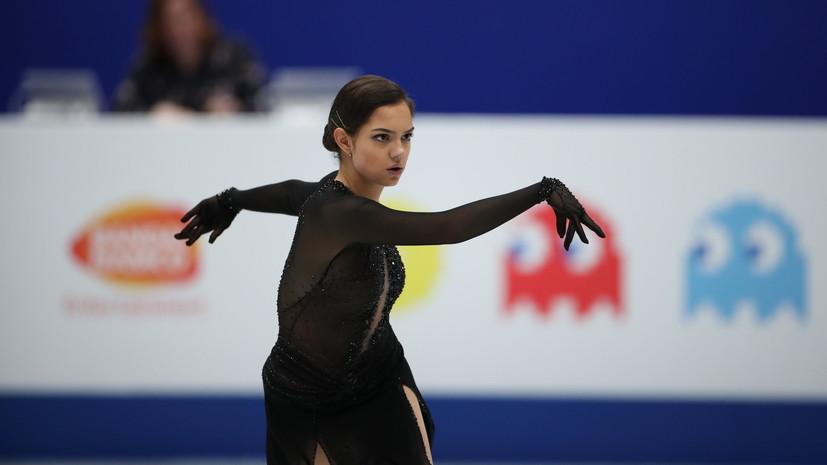Орсер: Медведева доказала, что её включение в сборную России на ЧМ было правильным