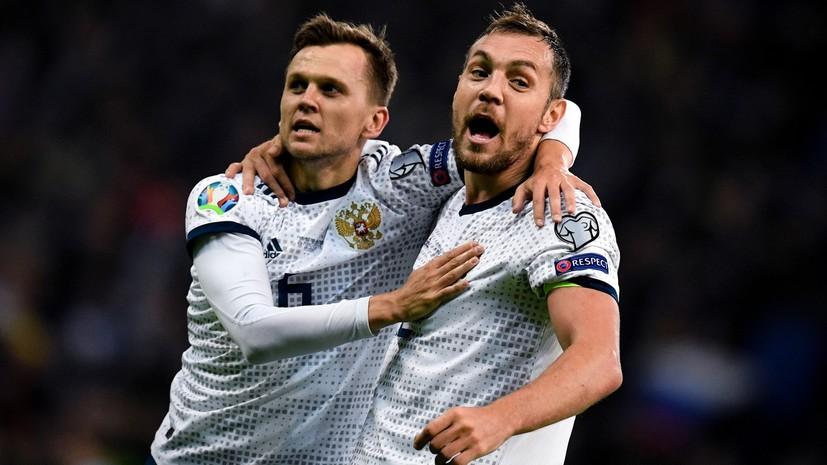 «Получилось всё, что задумали»: что говорили футболисты после матча Казахстан — Россия в квалификации Евро-2020