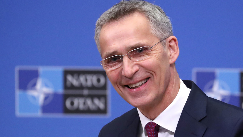 Столтенберг подтвердил приверженность членству Грузии в НАТО